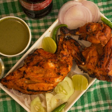 Bow down to the Tandoori!